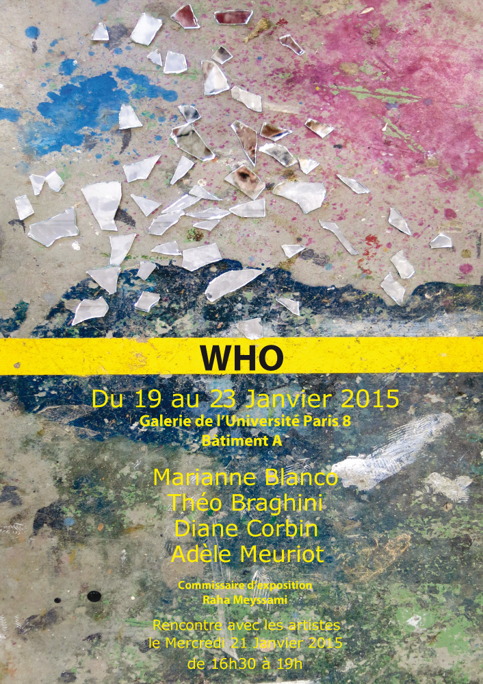 affiche who copie