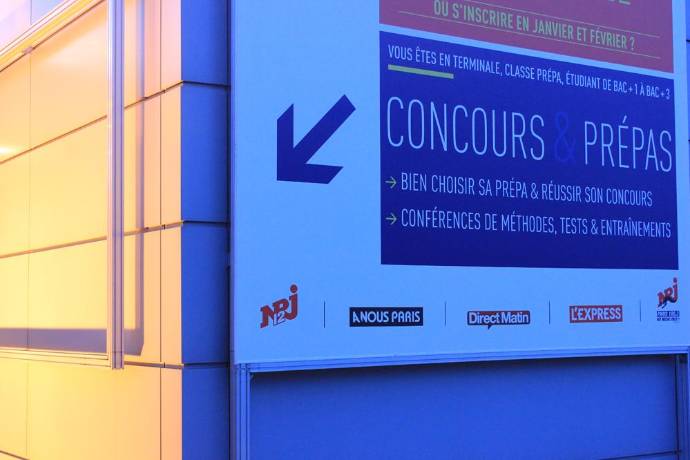 Conf rence au salon des concours cpes caap pablo picasso for Salon apb paris