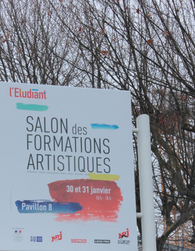 salon formations artistiques site